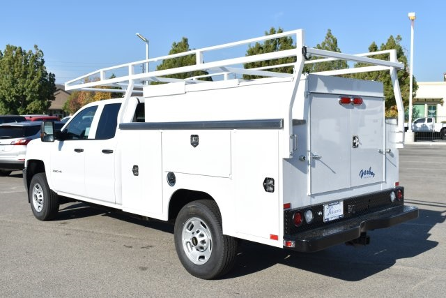 2019 Silverado 2500 Double Cab 4x2,  Harbor Utility #M19098 - photo 7