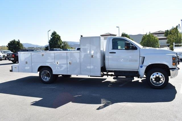 2019 Chevrolet Silverado 5500 Regular Cab DRW 4x2, Cab Chassis #M191008 - photo 8