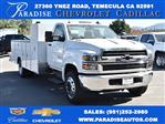 2019 Chevrolet Silverado 5500 Regular Cab DRW 4x2, Welder Body #M191008 - photo 1