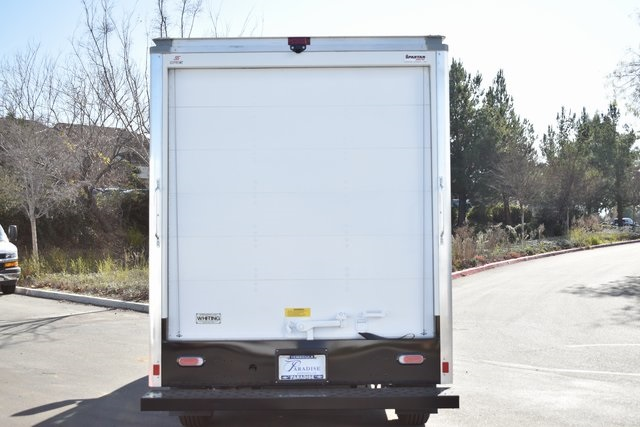 2019 Express 3500 4x2, Supreme Spartan Cargo Straight Box #M191012 - photo 7