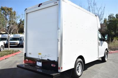 2019 Express 3500 4x2, Supreme Spartan Cargo Straight Box #M191012 - photo 2