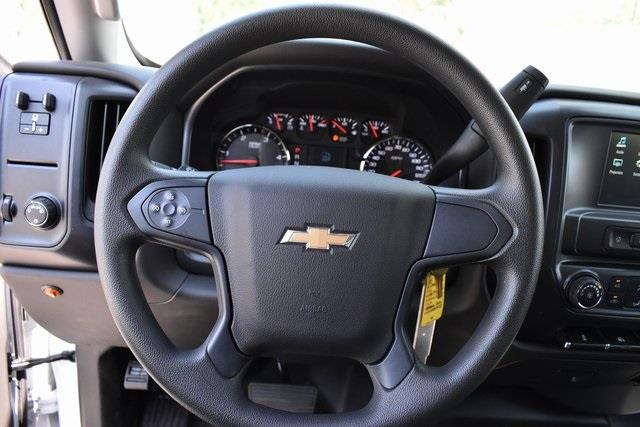 2019 Chevrolet Silverado 6500 Crew Cab DRW 4x2, Martin Landscape Dump #M191018 - photo 19