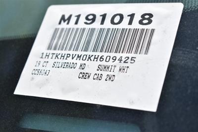 2019 Chevrolet Silverado 6500 Crew Cab DRW 4x2, Martin Landscape Dump #M191018 - photo 3