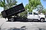 2019 Chevrolet Silverado 6500 Crew Cab DRW 4x2, Martin Landscape Dump #M191018 - photo 12