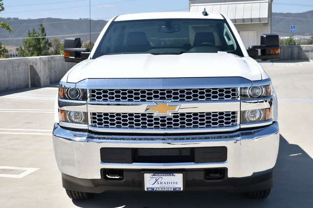 2019 Silverado 2500 Double Cab 4x2, Pickup #M191020 - photo 4