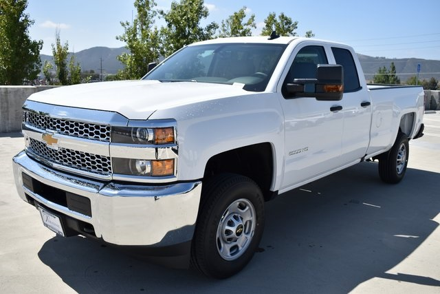 2019 Silverado 2500 Double Cab 4x2, Pickup #M191020 - photo 5
