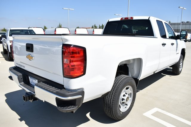 2019 Silverado 2500 Double Cab 4x2, Pickup #M191020 - photo 2