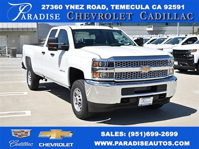 2019 Silverado 2500 Double Cab 4x2, Pickup #M191020 - photo 1