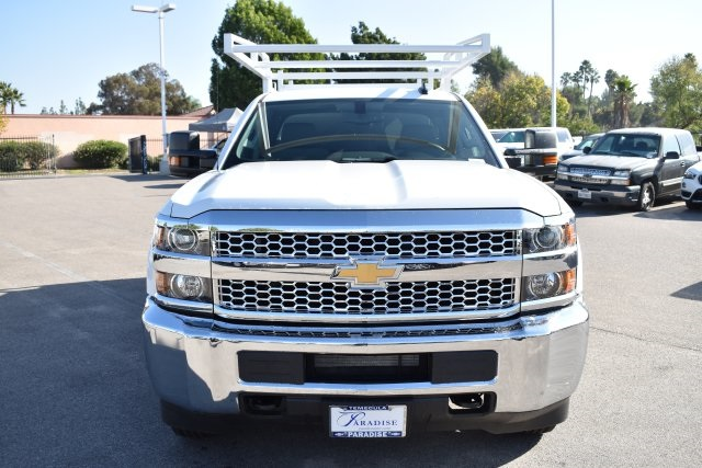 2019 Silverado 2500 Double Cab 4x2,  Harbor Utility #M19103 - photo 4