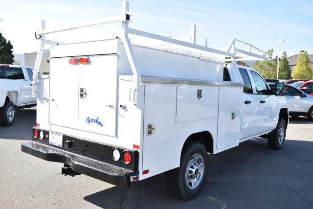 2019 Silverado 2500 Double Cab 4x2,  Harbor Utility #M19103 - photo 2