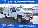 2019 Silverado 2500 Double Cab 4x2,  Harbor Utility #M19103 - photo 1