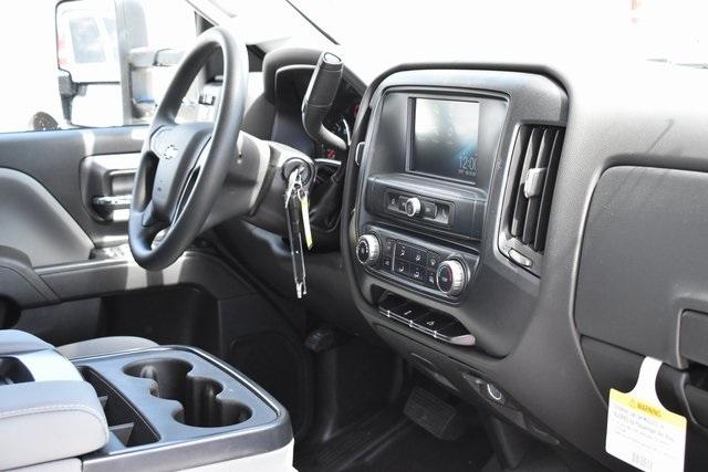 2019 Silverado 2500 Double Cab 4x2,  Royal Service Body Utility #M191034 - photo 12