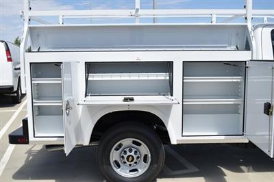 2019 Silverado 2500 Double Cab 4x2,  Royal Service Body Utility #M191034 - photo 7
