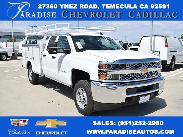 2019 Chevrolet Silverado 2500 Double Cab 4x2, Royal Utility #M191040 - photo 1