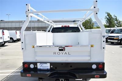 2019 Silverado 2500 Double Cab 4x2,  Royal Service Body Utility #M191040 - photo 4