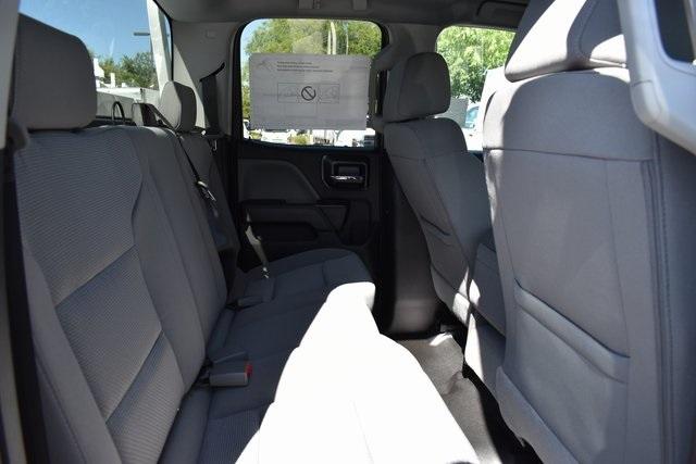 2019 Silverado 2500 Double Cab 4x2, Royal Service Body Utility #M191043 - photo 14