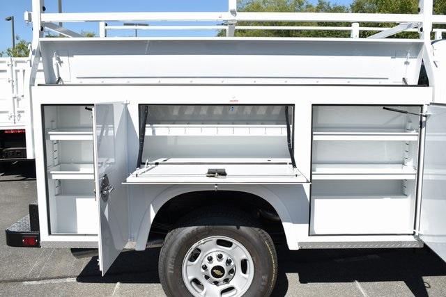 2019 Silverado 2500 Double Cab 4x2, Royal Service Body Utility #M191043 - photo 7