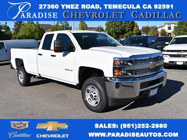 2019 Silverado 2500 Double Cab 4x2,  Pickup #M19105 - photo 1