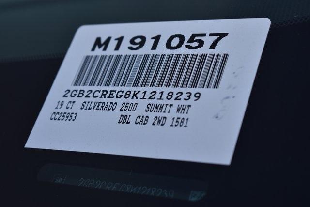 2019 Chevrolet Silverado 2500 Double Cab 4x2, Royal Service Body Utility #M191057 - photo 3