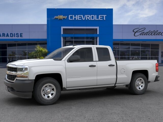 2019 Silverado 1500 Double Cab 4x2, Pickup #M191061 - photo 3