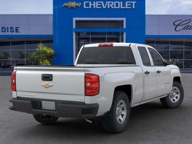 2019 Silverado 1500 Double Cab 4x2, Pickup #M191061 - photo 2