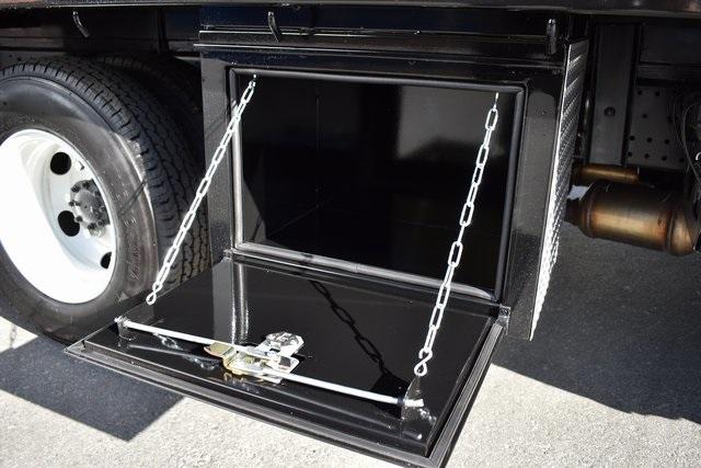2019 LCF 3500 Regular Cab 4x2, Martin Truck Bodies Flat/Stake Bed #M191064 - photo 11