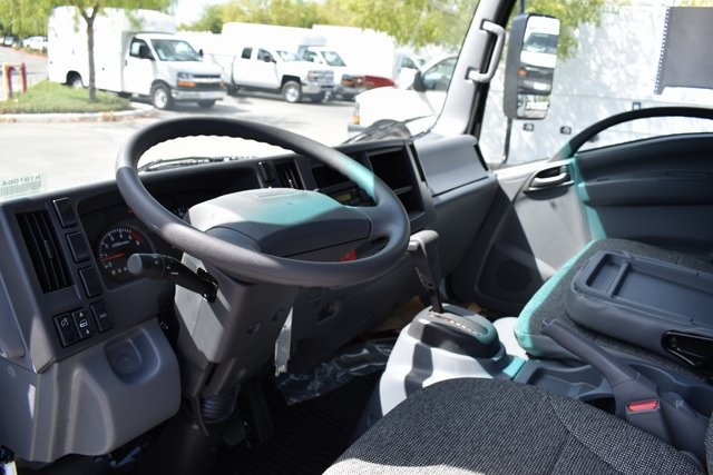 2019 LCF 3500 Regular Cab 4x2, Martin Truck Bodies Flat/Stake Bed #M191064 - photo 12