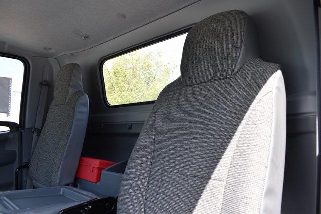 2019 LCF 3500 Regular Cab 4x2, Martin Truck Bodies Flat/Stake Bed #M191064 - photo 13