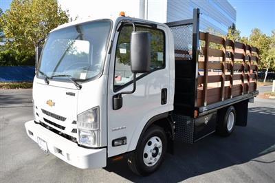 2019 LCF 3500 Regular Cab 4x2, Martin Truck Bodies Flat/Stake Bed #M191064 - photo 7