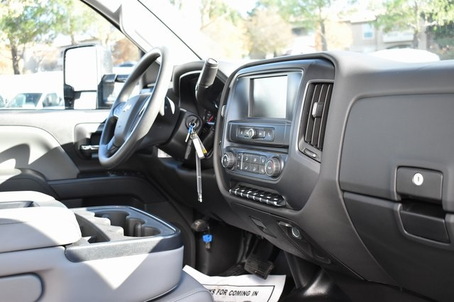 2019 Silverado 5500 Regular Cab DRW 4x2, Harbor ComboMaster Combo Body #M191075 - photo 16