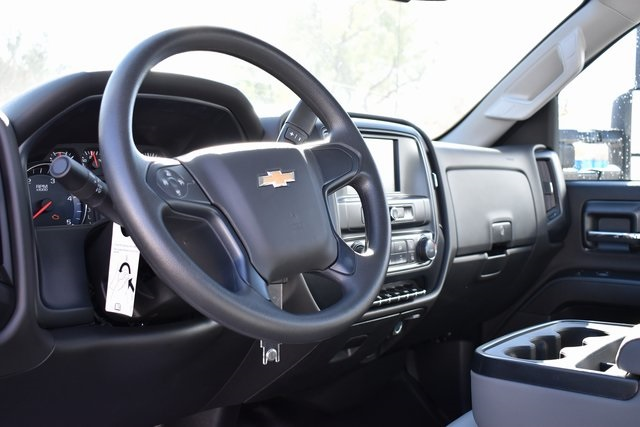 2019 Silverado 5500 Regular Cab DRW 4x2, Harbor ComboMaster Combo Body #M191075 - photo 19