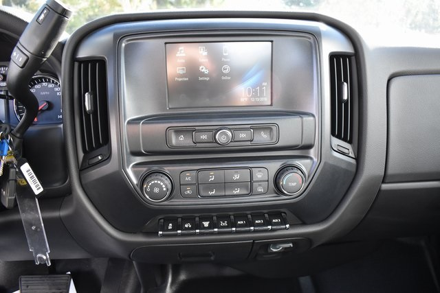 2019 Silverado 5500 Regular Cab DRW 4x2, Harbor ComboMaster Combo Body #M191075 - photo 22