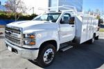 2019 Silverado 5500 Regular Cab DRW 4x2, Harbor ComboMaster Combo Body #M191075 - photo 6