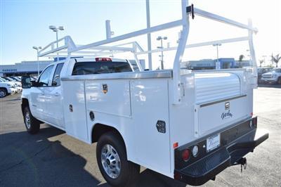 2019 Silverado 2500 Double Cab 4x2, Harbor TradeMaster Utility #M191081 - photo 4