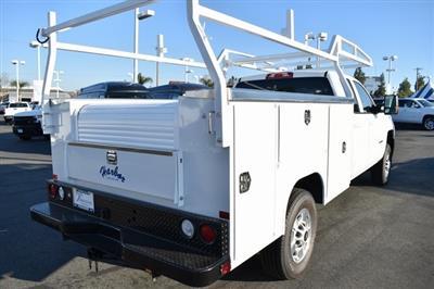 2019 Silverado 2500 Double Cab 4x2, Harbor TradeMaster Utility #M191081 - photo 2