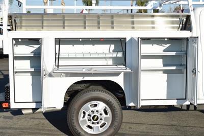 2019 Silverado 2500 Double Cab 4x2, Harbor TradeMaster Utility #M191081 - photo 7