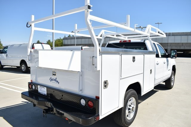 2019 Silverado 2500 Double Cab 4x2, Harbor Utility #M191085 - photo 1