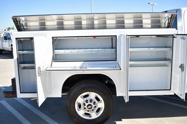 2019 Silverado 2500 Double Cab 4x2, Harbor TradeMaster Utility #M191086 - photo 10