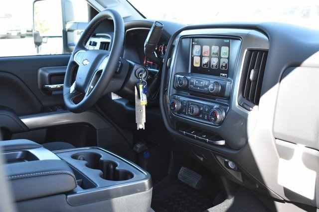 2019 Chevrolet Silverado 2500 Double Cab 4x2, Harbor TradeMaster Utility #M191086 - photo 15