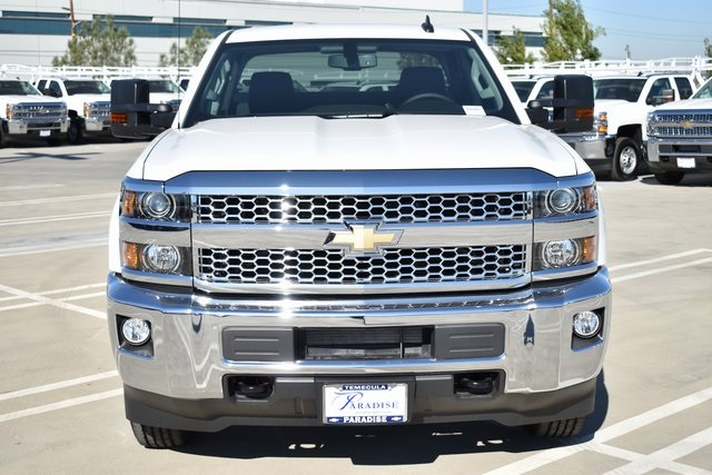2019 Silverado 2500 Double Cab 4x2, Harbor TradeMaster Utility #M191086 - photo 5