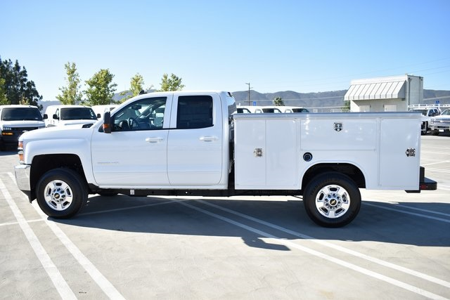 2019 Chevrolet Silverado 2500 Double Cab 4x2, Harbor TradeMaster Utility #M191086 - photo 7