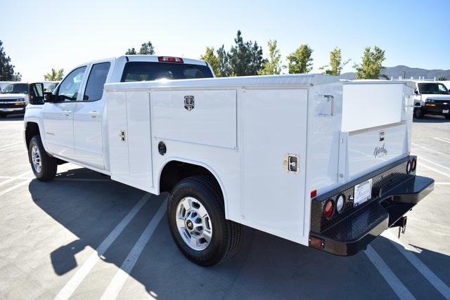 2019 Silverado 2500 Double Cab 4x2, Harbor TradeMaster Utility #M191086 - photo 7
