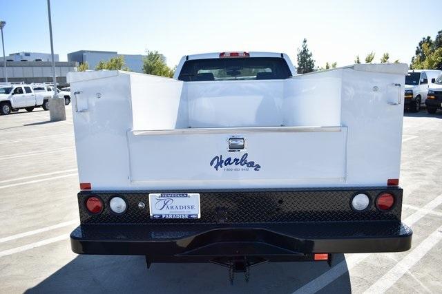 2019 Silverado 2500 Double Cab 4x2, Harbor TradeMaster Utility #M191086 - photo 8