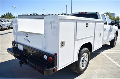 2019 Chevrolet Silverado 2500 Double Cab 4x2, Harbor TradeMaster Utility #M191087 - photo 2