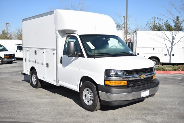 2019 Chevrolet Express 3500 4x2, Supreme Service Utility Van #M191089 - photo 1