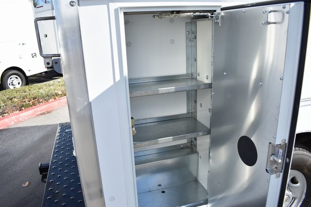 2019 Express 3500 4x2, Supreme Spartan Service Utility Van Plumber #M191089 - photo 10