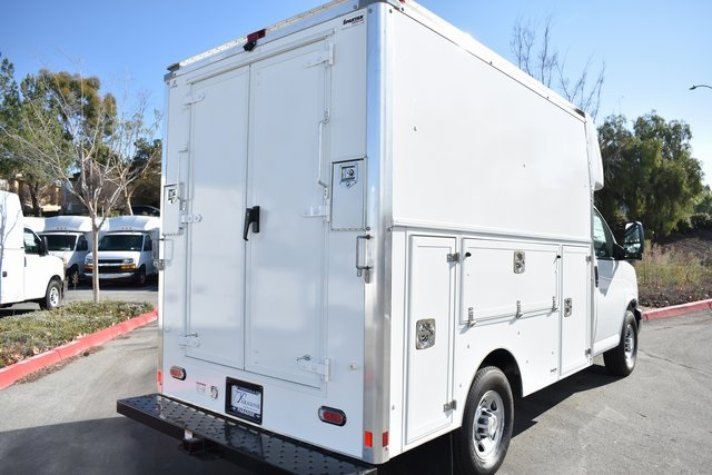 2019 Chevrolet Express 3500 4x2, Supreme Spartan Service Utility Van Plumber #M191091 - photo 2