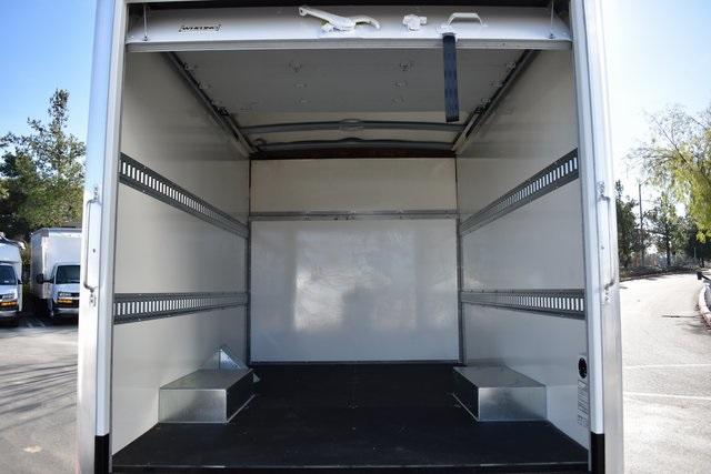 2019 Express 3500 4x2, Supreme Spartan Cargo Straight Box #M191093 - photo 9