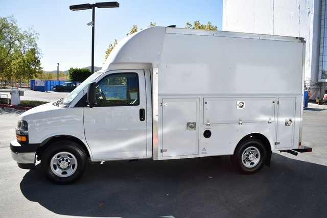2019 Chevrolet Express 3500 4x2, Supreme Spartan Service Utility Van Plumber #M191095 - photo 7