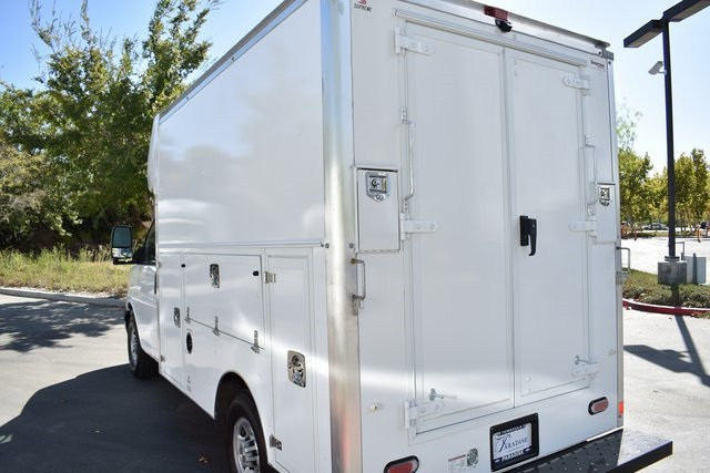 2019 Chevrolet Express 3500 4x2, Supreme Spartan Service Utility Van Plumber #M191095 - photo 8